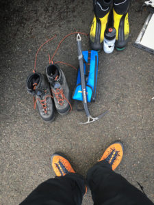 Product Review) – Salomon X Alp LTR GTX – Dave Smith